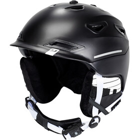 Julbo Odissey Casco de bicicleta, black/white